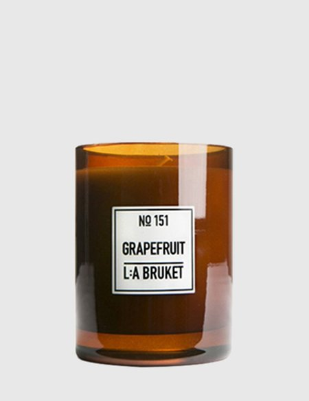 L:A Bruket Candle (260g) - Grapefruit
