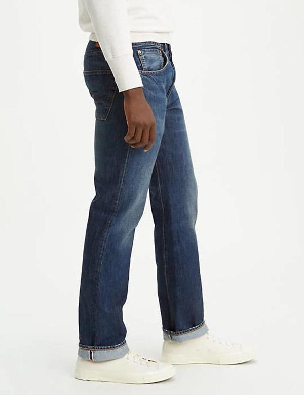 Levi's Vintage 1947 501 Jeans - Dark Star Blue