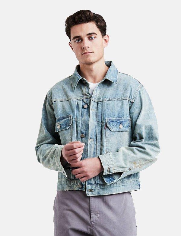 Levi's Vintage Clothing Type II Jacket - Break Water