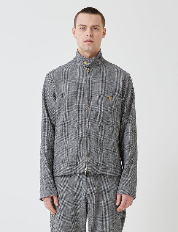 Oliver Spencer Carrington Jacket - Kemble Blue