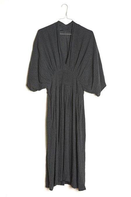 elsa esturgie avant dress - black