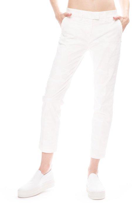 MASONS New York Camo Pants - White