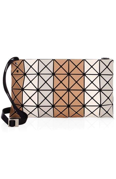 BAO BAO ISSEY MIYAKE Prism Stripe Crossbody Bag - Beige Mix