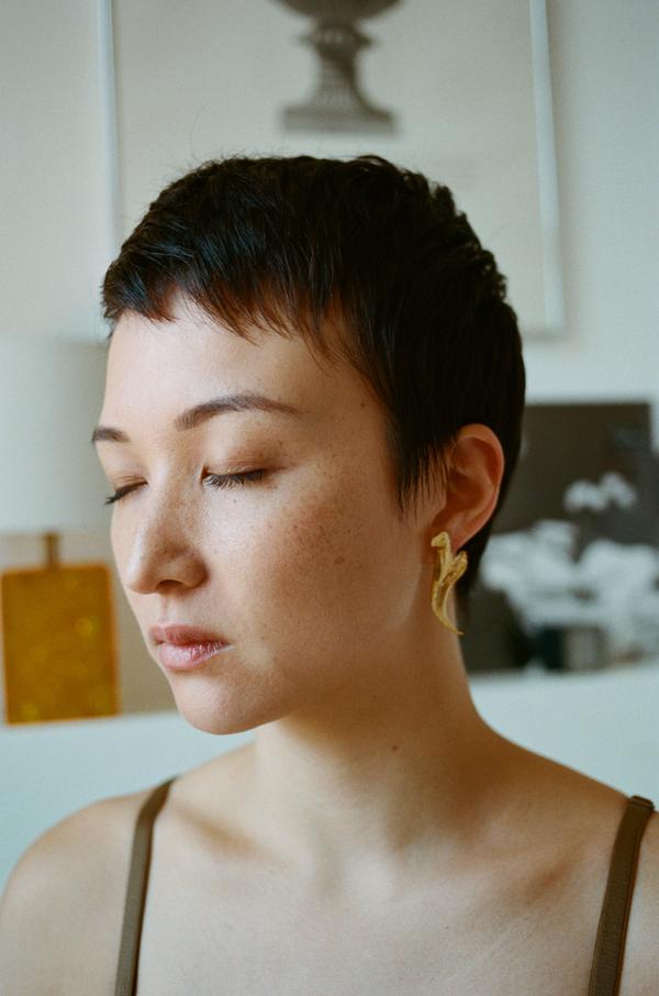 Brigitta mortal earring
