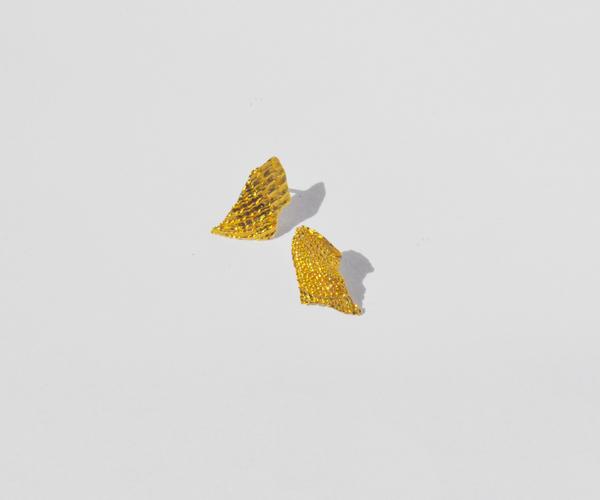 Brigitta fragment earrings
