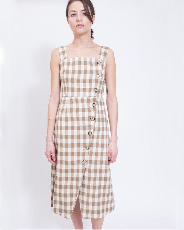 Six Crisp Days Laila Dress - Tan