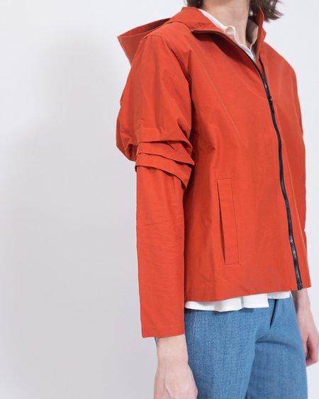 A. Oei Windbreaker Jacket - orange