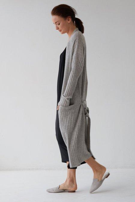 Laing Home Madeleine Cashmere/Merino Duster Robe