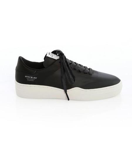 article no. 0517-2193 SNEAKER - TRANSLUCENT/BLACK