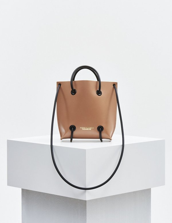 Kozha Numbers The Limited Utility Bag - Nude