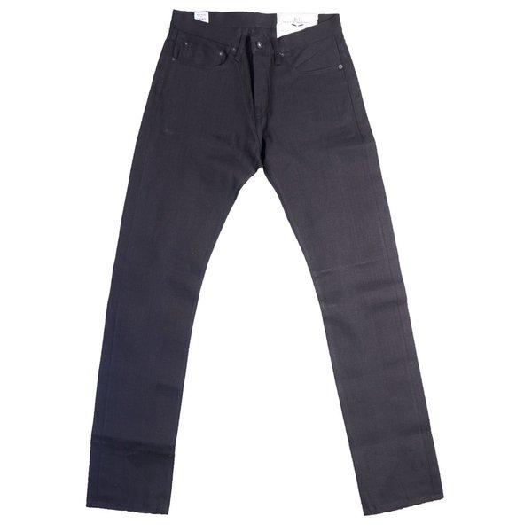 Rogue Territory Stealth Stanton Slim Straight Jeans - Black