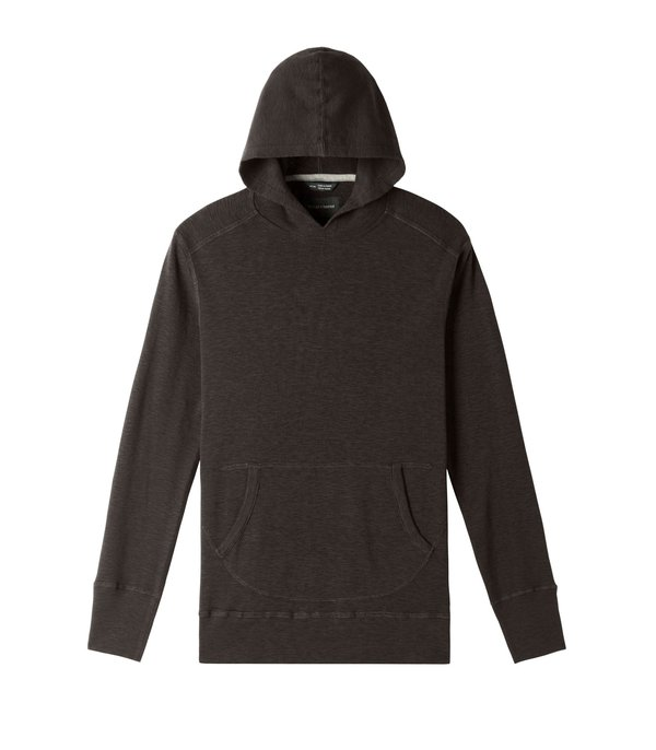 Wings+Horns 1x1 Pull Over Hoody - Stone
