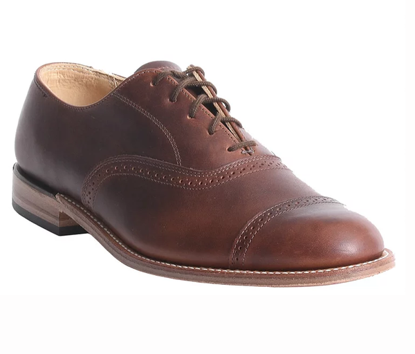Canada West Shoes Brogue Shoe - brown