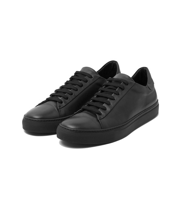 Wings+Horns Court Low Softy Leather - Black