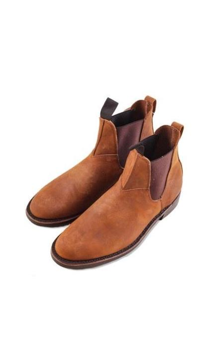 Canada West M7 Romeo Boots - Brown