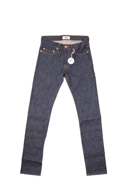 Tellason Slim Taper Jeans - Indigo