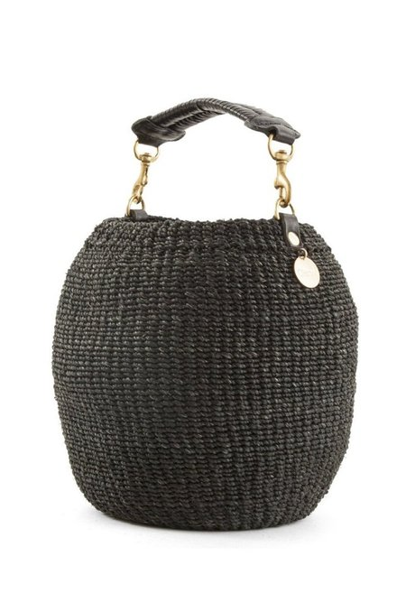 Clare V. Pot de Miel Bag - Black