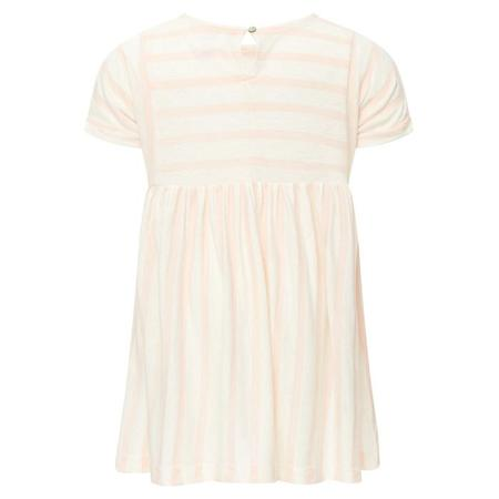 KIDS Morley Jeanne Jersey Dress - Rose Pink/Cream Stripes