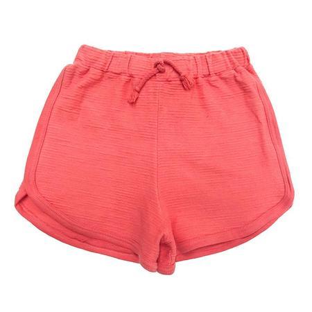KIDS Nico Nico Cleo Running Shorts - Neon Pink