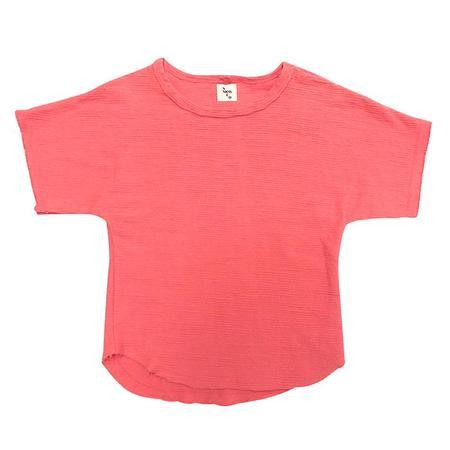 KIDS Nico Nico Hydra Dolman T-shirt - Neon Pink
