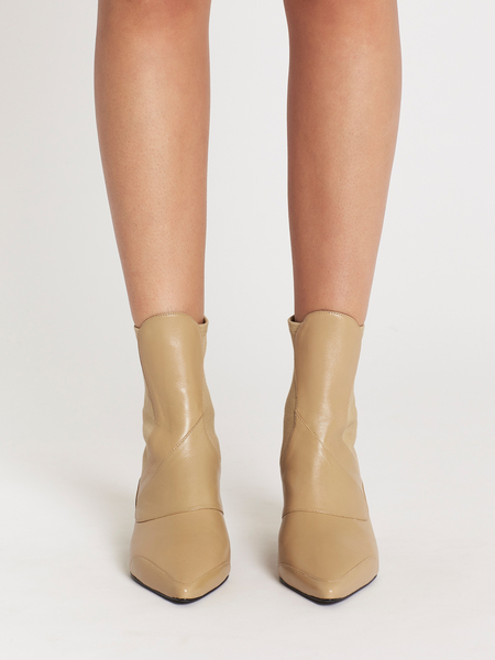 Camilla and Marc Lana Boot - Taupe