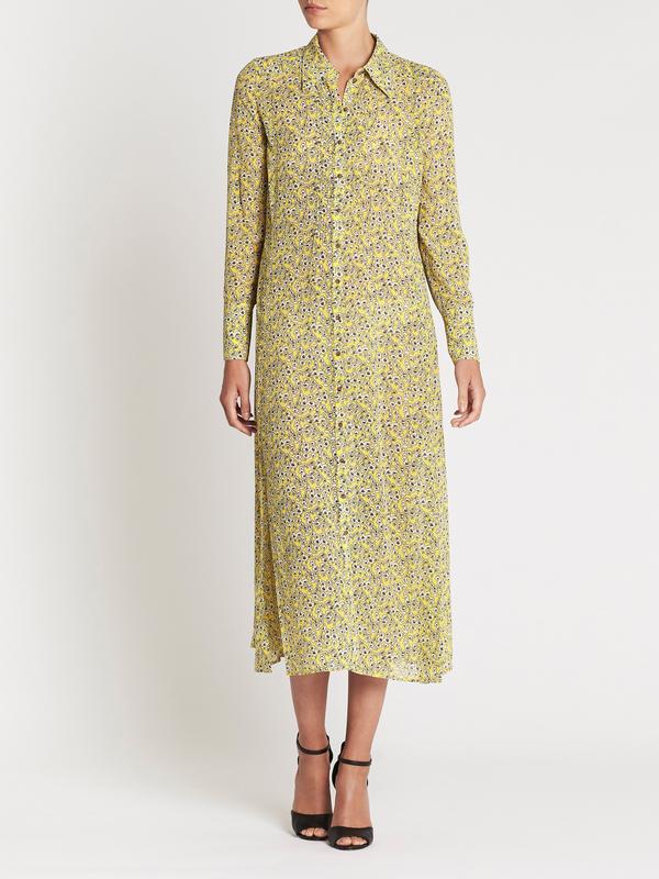 3c9d342f1eb2 MiH Jeans Maggie Dress - Daisy Print | Garmentory
