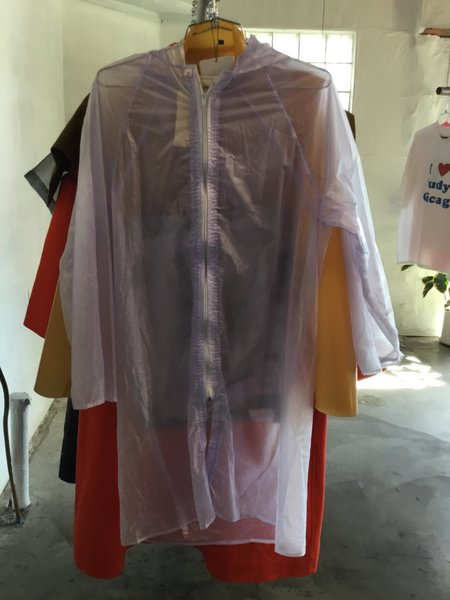 M Rasmussen Focaccia jacket - lavender