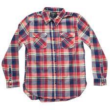 Men's Freenote Lancaster Flannel