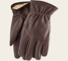 Red Wing Shoes Leather Lined Glove