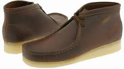 Men's Clarks Wallabee Beeswax