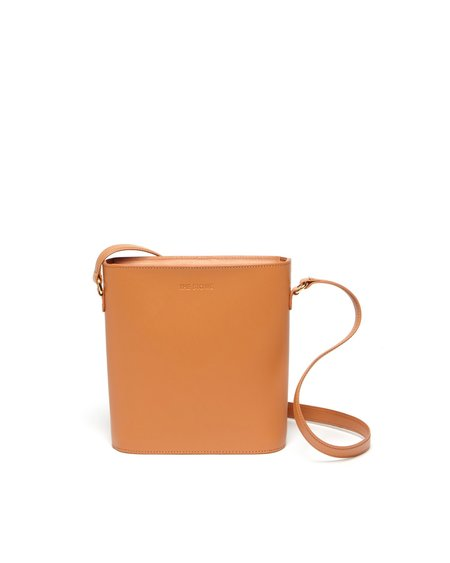 The Stowe veg tanned leather nellie - tan