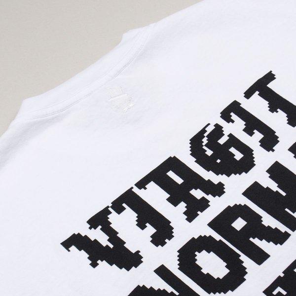 Virgil Normal Bootleg Shop T-shirt - White