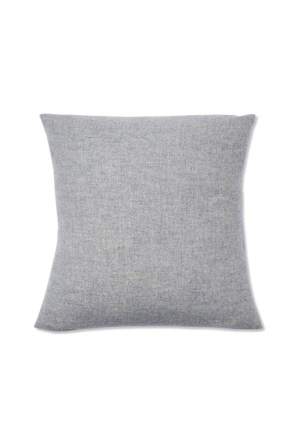 Oyuna Suo Cashmere Cushion Cover - Soft Grey