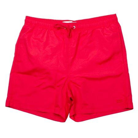 Norse Projects Hauge Swim Shorts - Askja Red