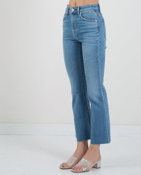 CQY WES CROP JEAN - DREAM WASH