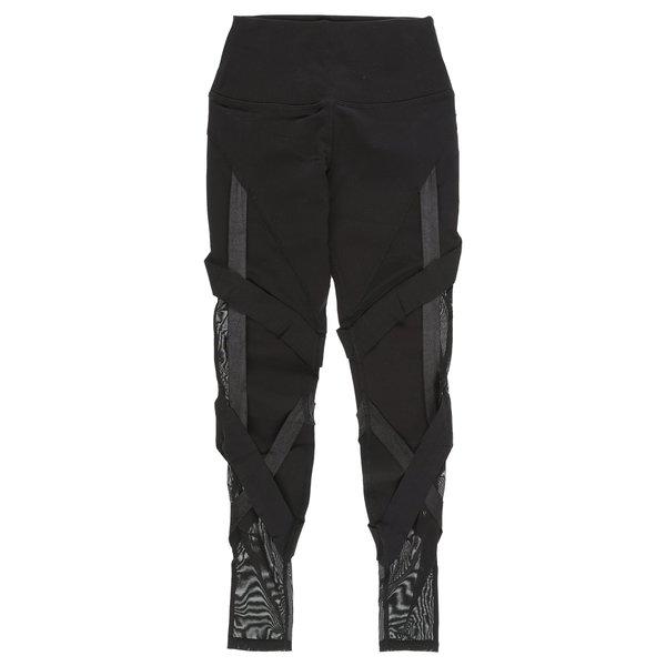 3d529f2de16f9 Alo Yoga High Waist Bandage Legging - Black   Garmentory
