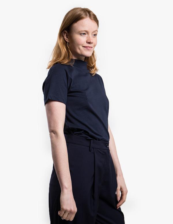 A.P.C. Chloè T-shirt - Dark Navy