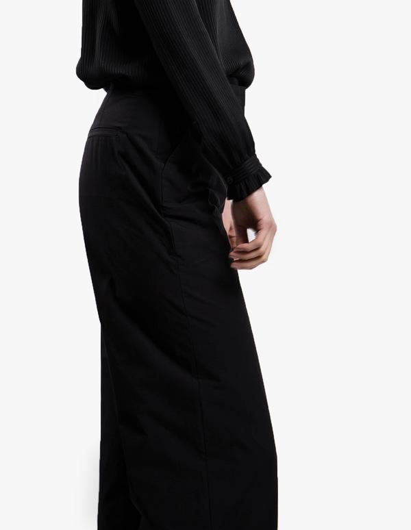 Norse Projects Katty Heavy Poplin pants - Dark Navy