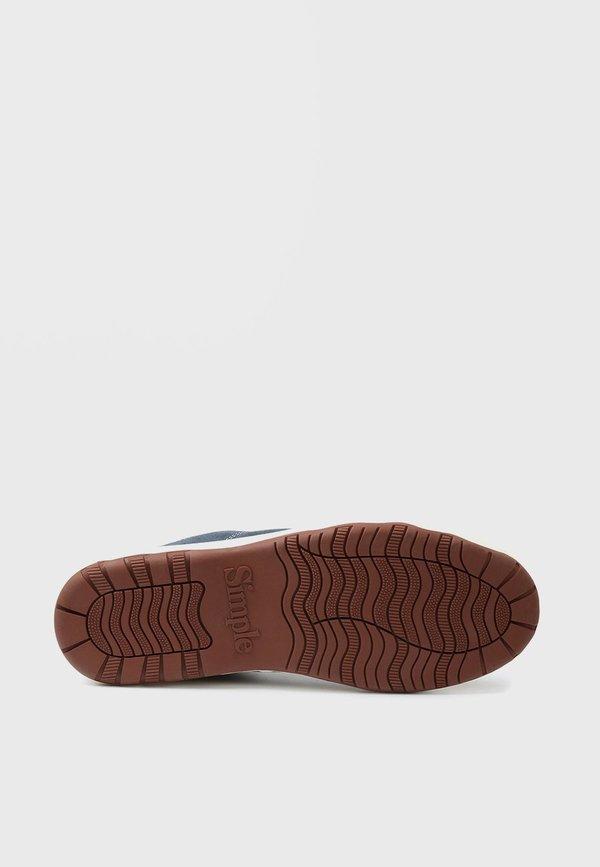 Unisex Simple OS 91 Sneaker - Navy
