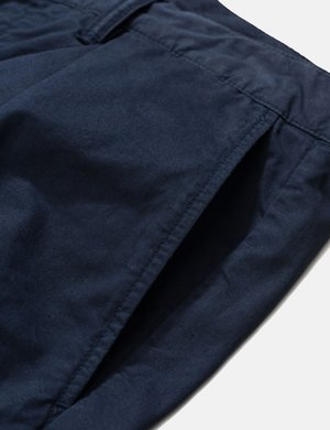 Norse Projects Aros Light Stretch Slim Chino - Dark Navy Blue