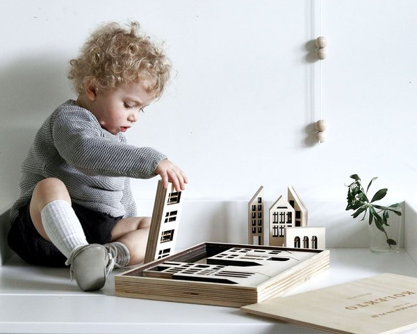 Kids Stories In Structures Metropol Building Blocks