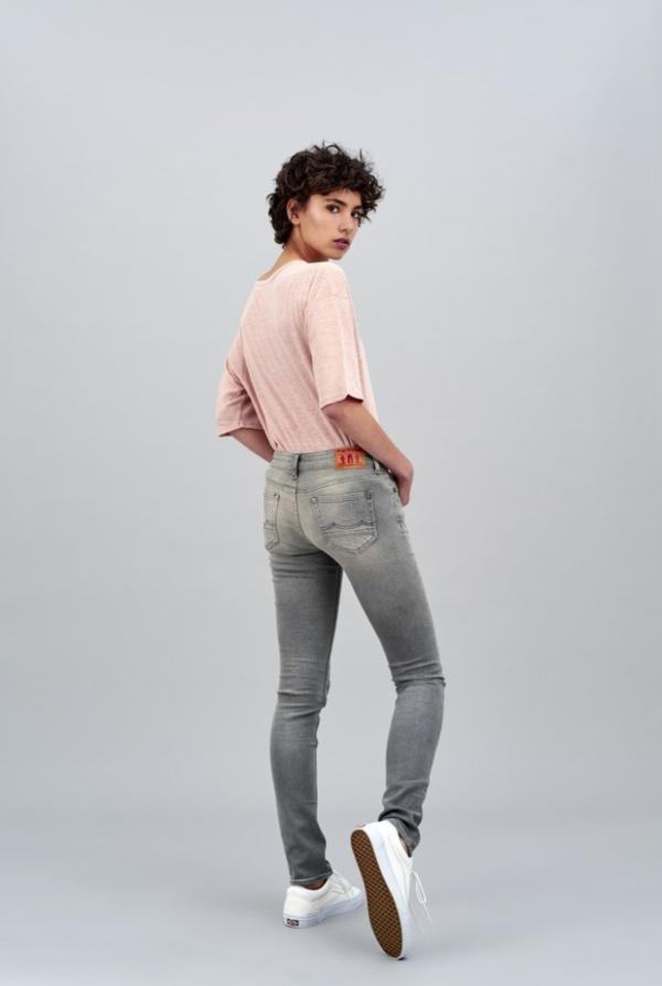Kings Of Indigo Majmaji Linen Shirt - Dusty Pink