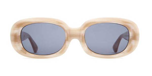 10276dc14be00 Crap Eyewear The Bikini Vision - Gloss Bone White