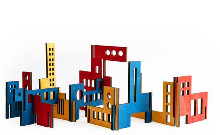 Kids Stories In Structures Bauhaus Build A City