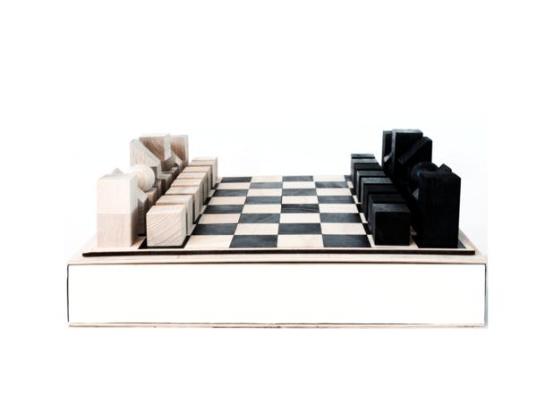 Kids Stories In Structures Skak Chess Set