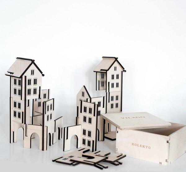 Kids Stories In Structures Vilago Build & Build