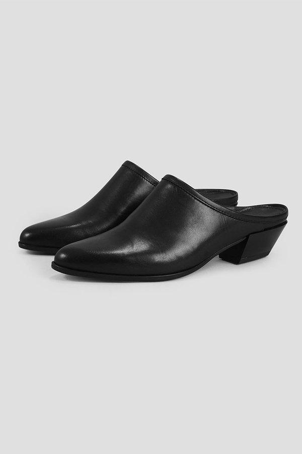 Vagabond Hayley Leather Mule