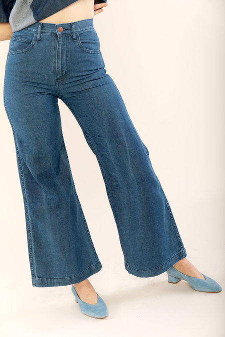 Carleen Nellie Jeans - Light Blue