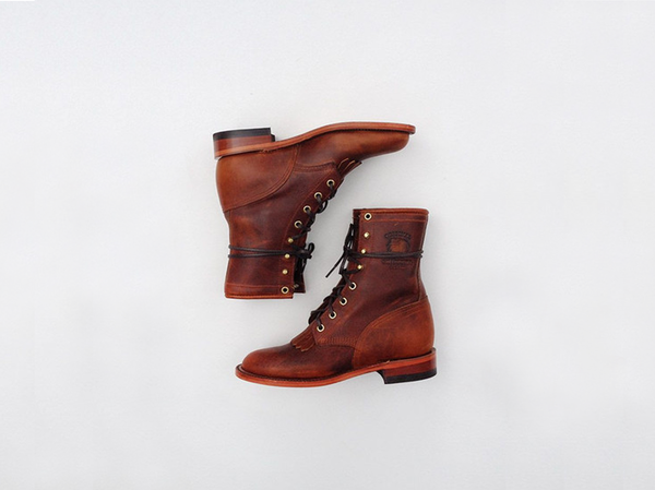 13e1c8635a2 Chippewa Tan Renegade Lacer