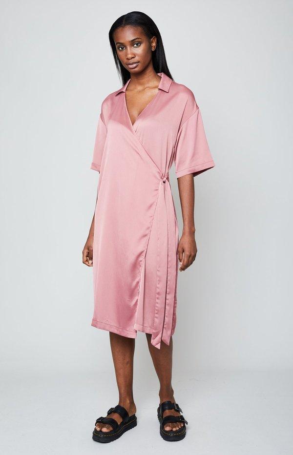 Native Youth Anudari Dress - Pink